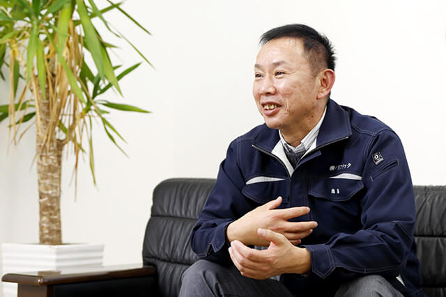 株式会社クリアテック 代表取締役社長 池辺 友起