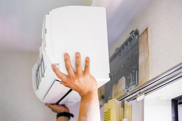 エアコンの販売・レンタル・取り付け工事